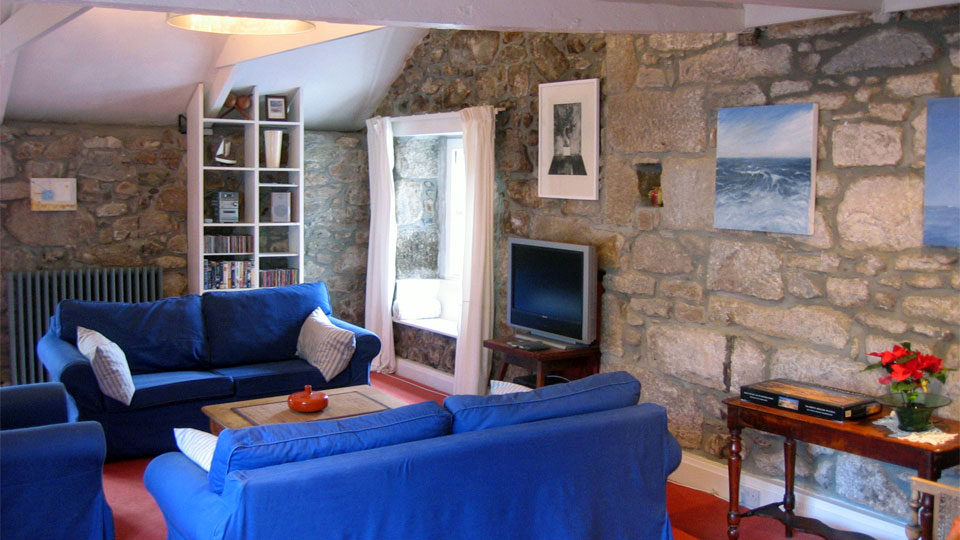 Porthia Cottage Luxury Accommodation Located In St Ives